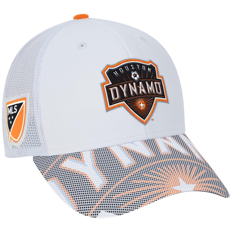 adidas™ Men's Houston Dynamo Authentic Team Structured Adjustable Cap