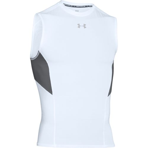 Under Armour Men's HeatGear CoolSwitch Sleeveless Compression Shirt