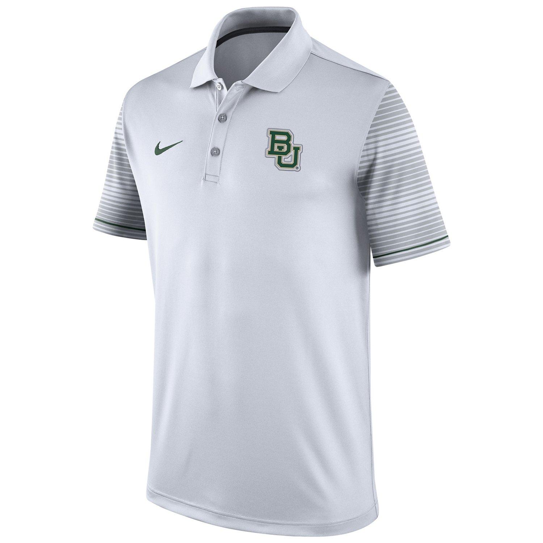 Nike Men's Baylor University Early Season Polo Shirt