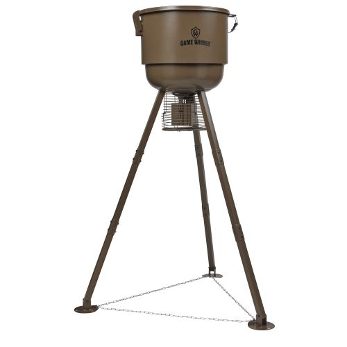 Display product reviews for Game Winner® 200 lb. Mini Silo VP Feeder