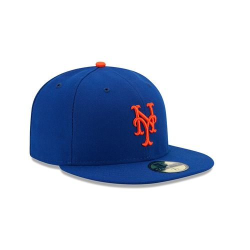 New Era Men's New York Mets 2016 59FIFTY Cap - view number 3