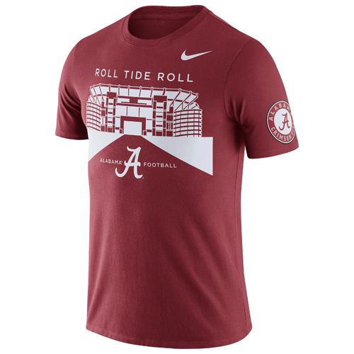 Nike Men's University of Alabama ENZ Campus Short