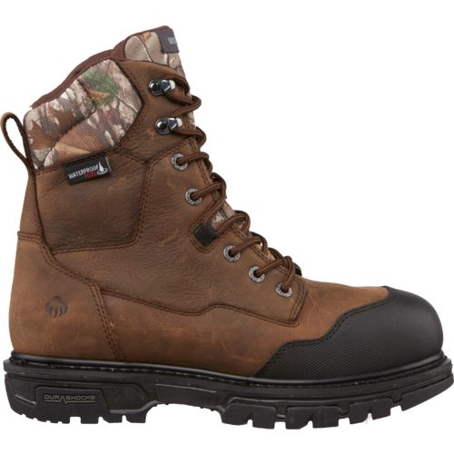 Display product reviews for Wolverine Men's Fury Outdoor Hunting Boots