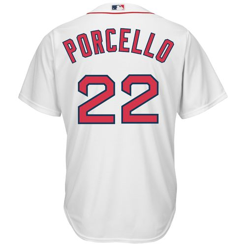 Majestic Men's Boston Red Sox Rick Porcello #22 Cool Base Replica Jersey