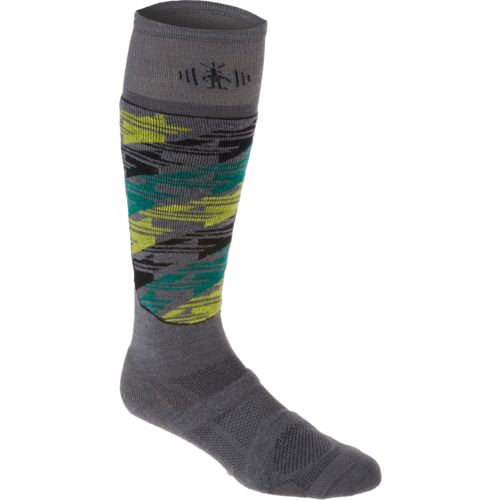 SmartWool Men's Ski Medium Pattern Socks