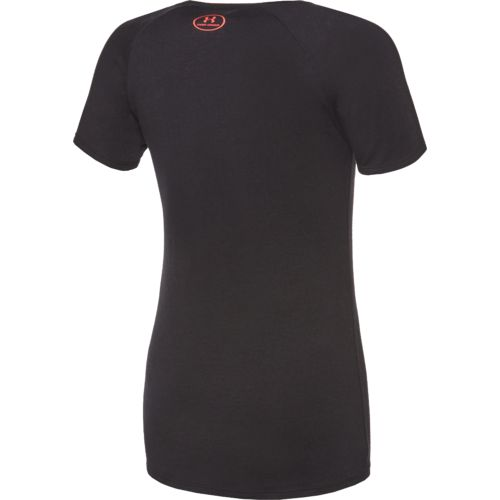 Under Armour Girls' Too Good to Ignore Short Sleeve T-shirt - view number 2