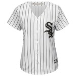 Majestic Women's Chicago White Sox Todd Frazier #21 Cool Base Replica Home Jersey - view number 2