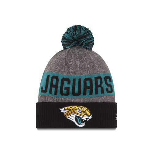 New Era Men's Jacksonville Jaguars Sport Knit Cap