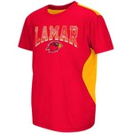 Colosseum Athletics™ Boys' Lamar University Short Sleeve T-shirt - view number 1