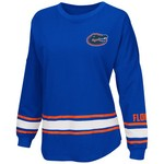 Colosseum Athletics™ Women's University of Florida All Around Oversize Long Sleeve T-shirt