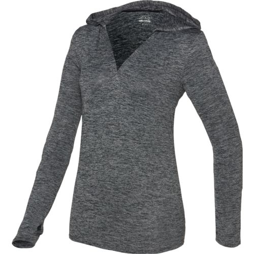 BCG Women's Melange Hoodie Tech T-shirt - view number 1