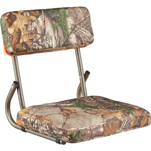 Display product reviews for Academy Sports + Outdoors Realtree Xtra Oversize Stadium Seat- Improved
