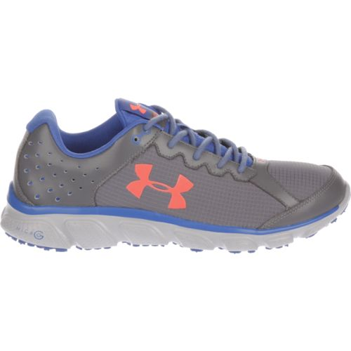 Under Armour Men's Micro G Assert 6 Grit Running Shoes