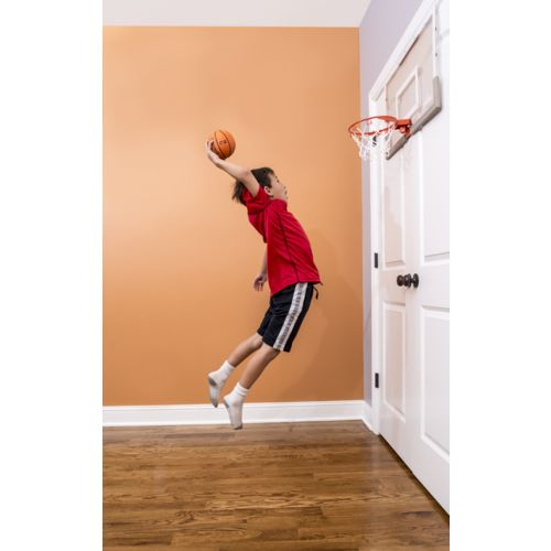 Attrayant Spalding NBA Breakaway 180 Over The Door Basketball Hoop   View Number 1 ...