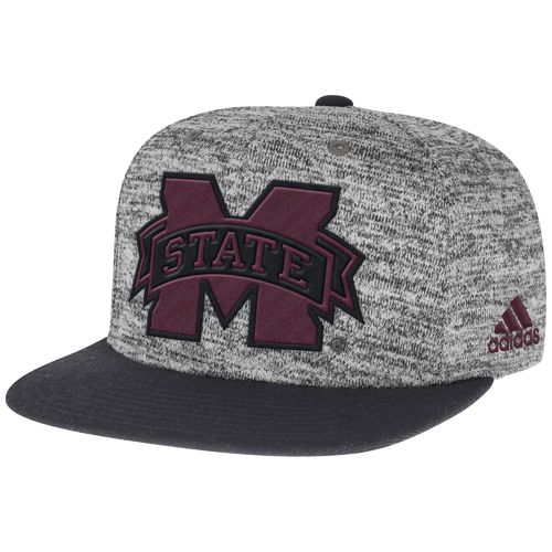 adidas™ Men's Mississippi State University Player Snapback Cap