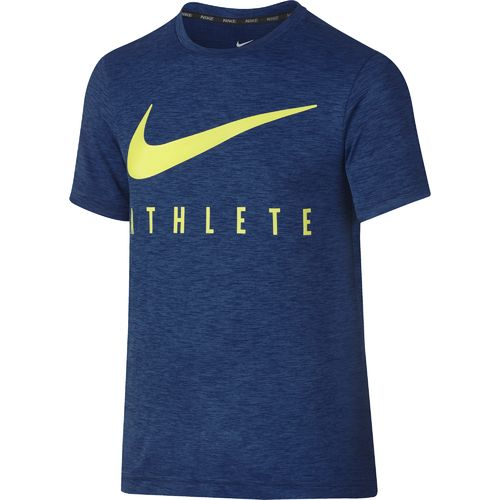 Display product reviews for Nike Boys' Dry Training Top