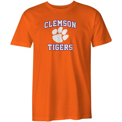Image One Boys' Clemson University Arch Logo Comfort Color T-shirt