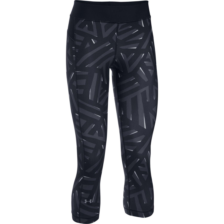 Under Armour™ Women's HeatGear® Armour Printed Capri Pant