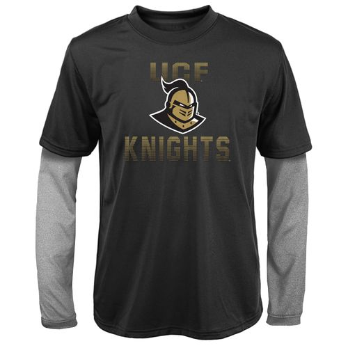 Gen2 Kids' University of Central Florida Bleachers Double Layer Long Sleeve T-shirt