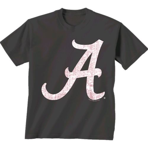 New World Graphics Men's University of Alabama Alt Graphic T-shirt