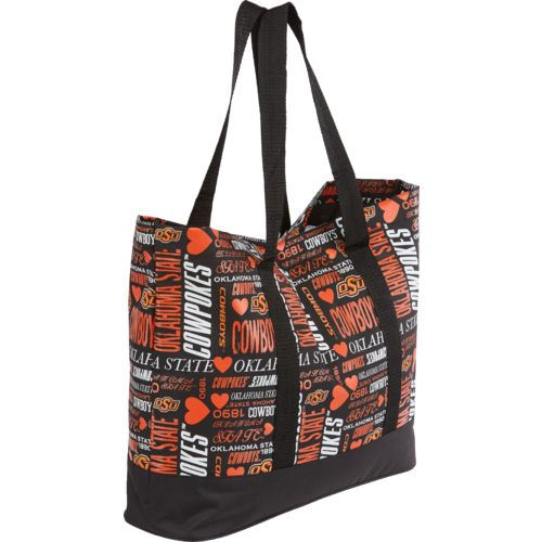 Forever Collectibles™ Women's Oklahoma State University Tote Bag