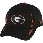 New Era Men's University of Georgia 9FORTY Speed Adjustable Cap