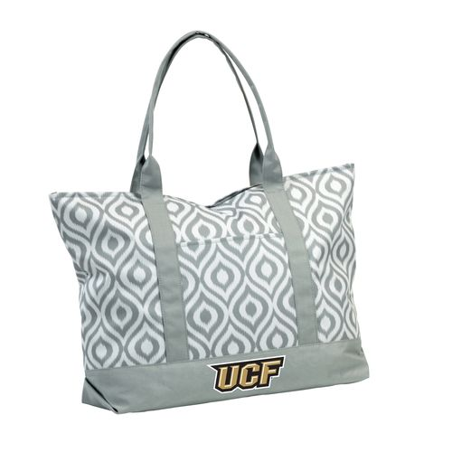 Logo™ Women's University of Central Florida Ikat Tote Bag