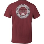 Image One Women's Mississippi State University Color Me Comfort Color T-shirt