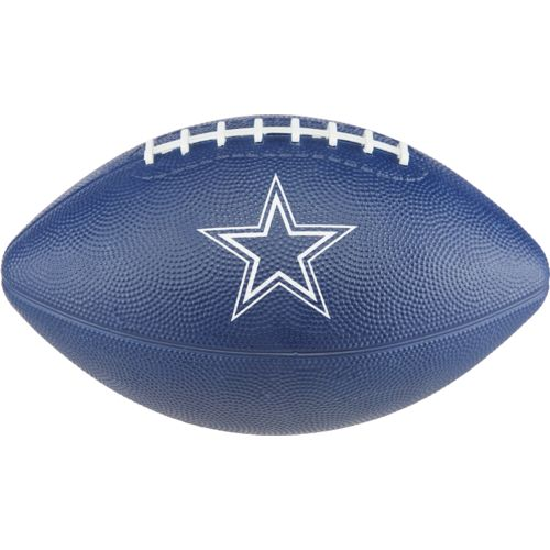 Rawlings® Dallas Cowboys Mini Rubber Logo Football