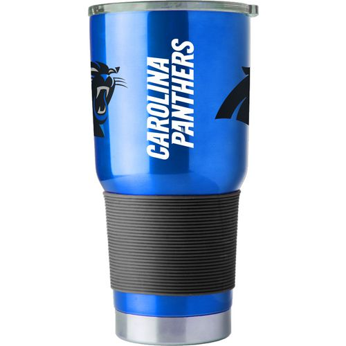 Boelter Brands Carolina Panthers GMD Ultra TMX6 30 oz. Tumbler - view number 3