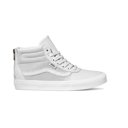 Vans Women's Milton High-Top Zip Shoes