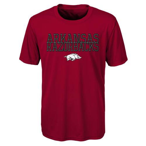 Gen2 Toddlers' University of Arkansas Overlap T-shirt