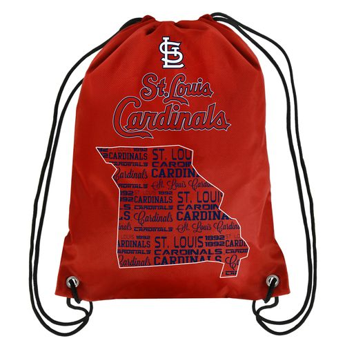 Forever Collectibles™ Women's St. Louis Cardinals Drawstring Backpack
