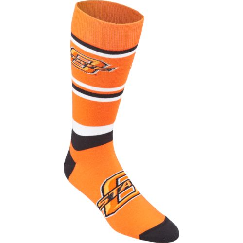 For Bare Feet Men's Oklahoma State University Dress Socks - view number 1