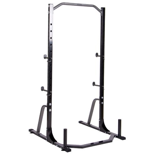 Body Champ Power Rack System with Olympic Weight Plate Storage - view number 2