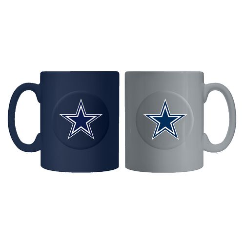 Boelter Brands Dallas Cowboys Home and Away Mug Set