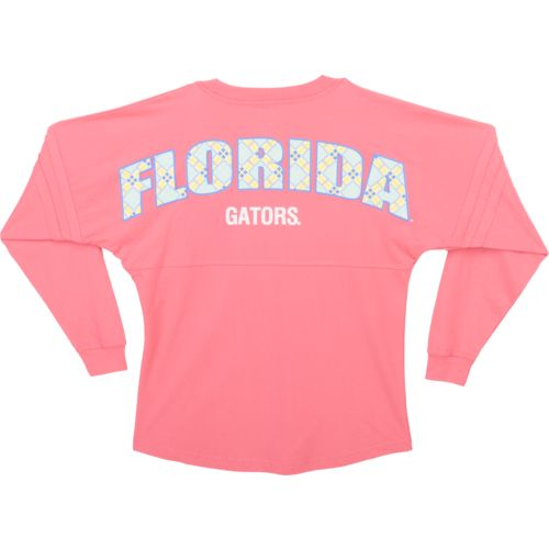 Boxercraft Women's University of Florida Coral Pom Pom Jersey