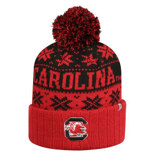 Top of the World Men's University of South Carolina Subarctic Knit Cap