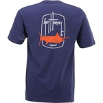 Guy Harvey Men's Barrel Logo T-shirt - view number 3