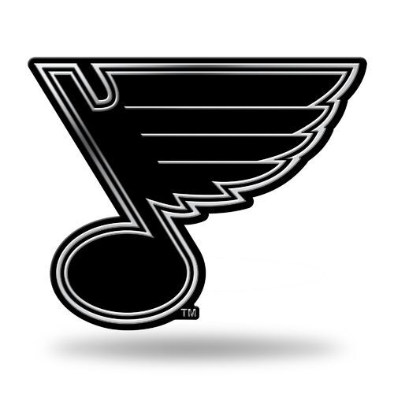 Rico St. Louis Blues Auto Emblem