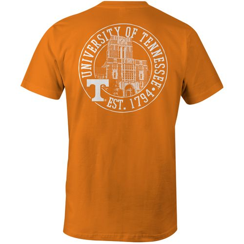 Image One Men's University of Tennessee Campus Building T-shirt
