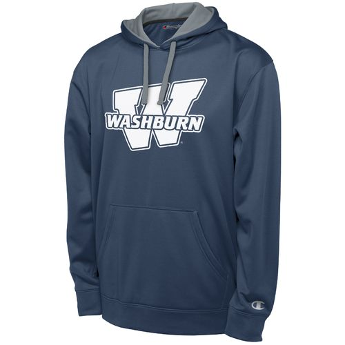 Champion™ Men's Washburn University Formation Hoodie