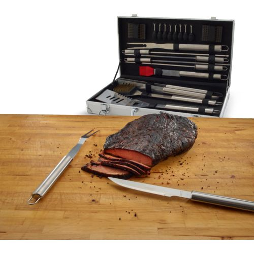 Outdoor Gourmet Deluxe Aluminum Barbecue Tool Set - view number 4