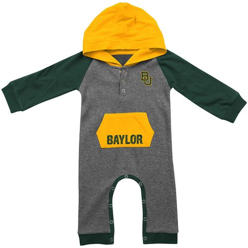 Colosseum Athletics™ Infants' Baylor University Robin Hood Onesie