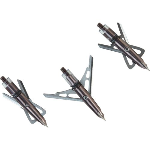 RAGE Simply Lethal Arrows 3-Pack with 3 RAGE Broadheads - view number 4