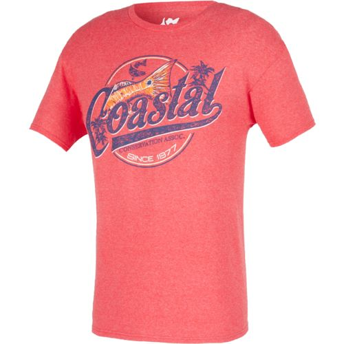 CCA Men's Redfish Circle Script T-shirt