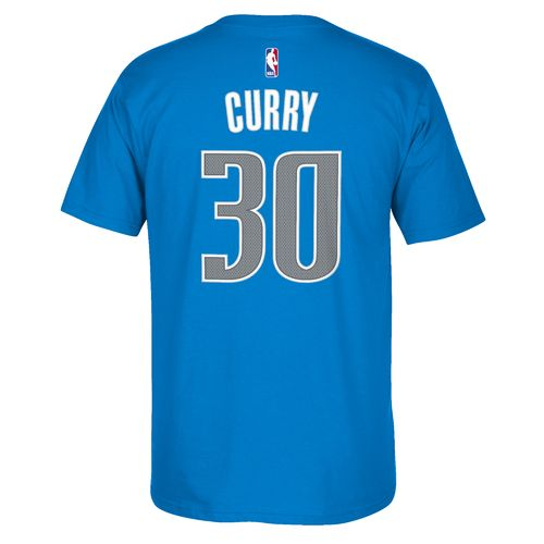 adidas™ Men's Dallas Mavericks Seth Curry #30 High Density T-shirt
