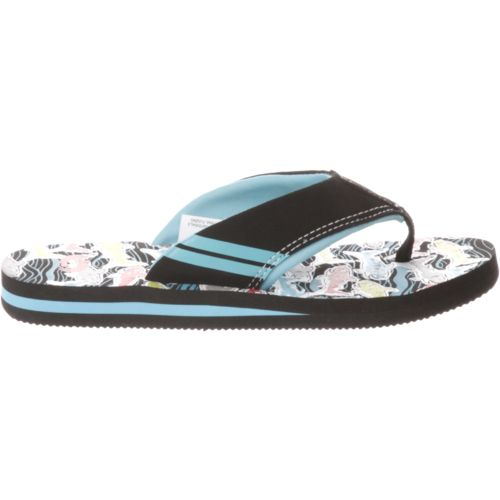 Display product reviews for O'Rageous Boys' Shark II Flip-Flops