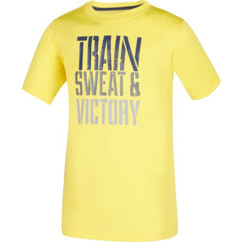 BCG Boys' Train, Sweat, Victory Graphic T-shirt