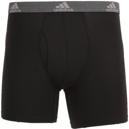 adidas Men's Relaxed Performance climalite Boxer Briefs 2-Pack